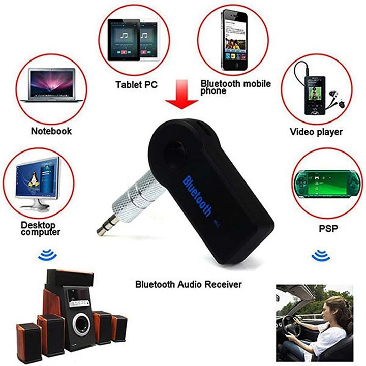CAR BLUETOOTH CÓ MICRO