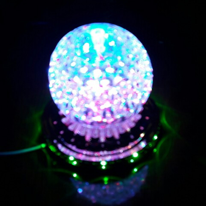 ĐÈN LED CRYSTRAL MAGIC BALL LIGHT
