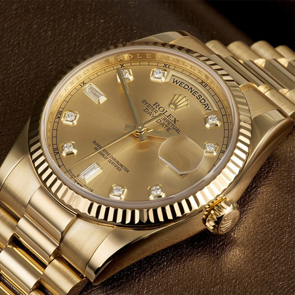 ROLEX FULL GOLD AUTOMATIC RL01
